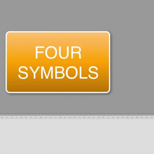 4 symbols 1