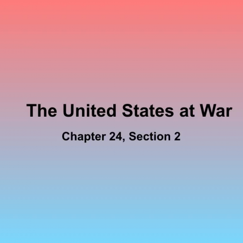 lecture Notes Chapter 24 Section 2