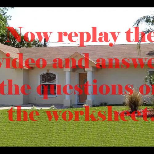Describe a House