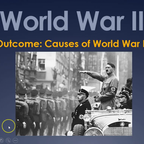 Causes of WWII Lecture