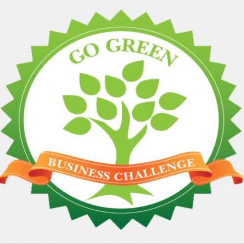 Go Green Business Challenge Winner: Sandoval Elementary School