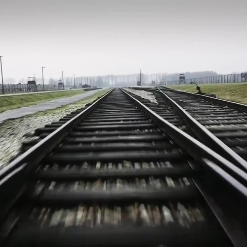Auschwitz: Drone Filming