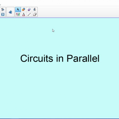 09 Circuits in Parallel Examples Video