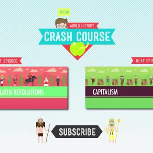 Coal, Steam, and The Industrial Revolution- Crash Course World History #32