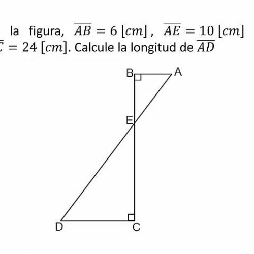 Ejemplo de ejercicio PSU de Matemáticas
