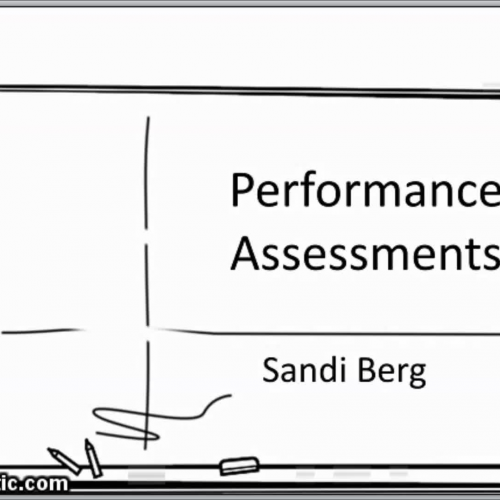 Intro to Performance Tasks aka Performance Assessments in Math Class