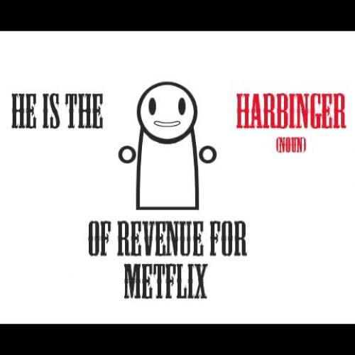 SAT Word: Harbinger