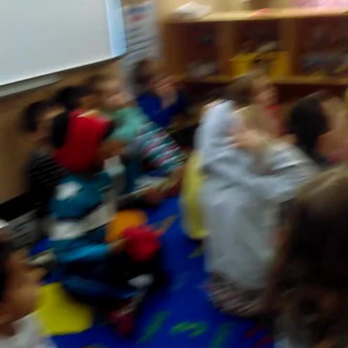 Reading lesson video clip 3