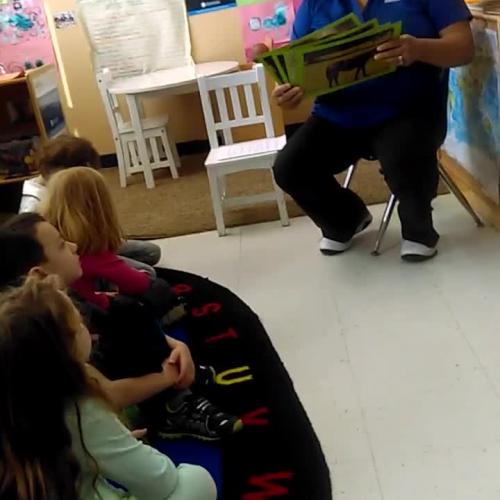 Reading lesson video clip 5