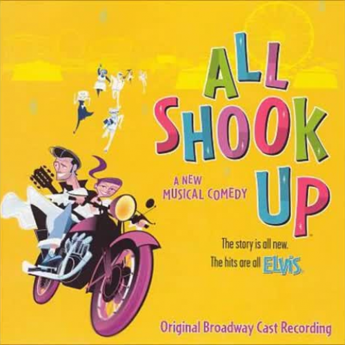 Don't Be Cruel - All Shook Up