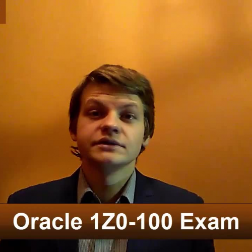 Easily Pass 1Z0-100Oracle Linux 5 and 6 System Administration Exam