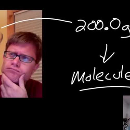 Mole Conversions with Mr. Andersen