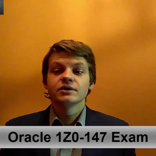 Prepare 1Z0-147  Oracle Internet Application Developer Exam