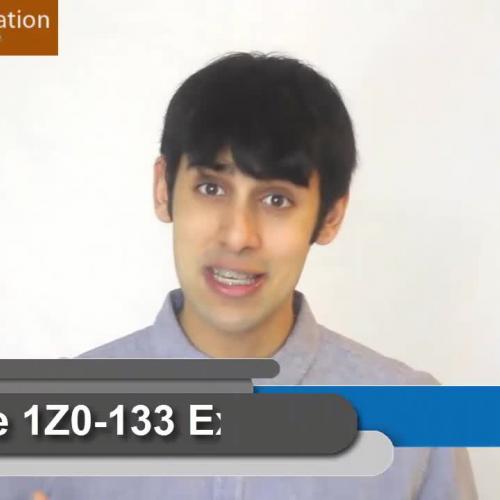 1Z0-133 Oracle WebLogic  Server  12c   Administration I Exam