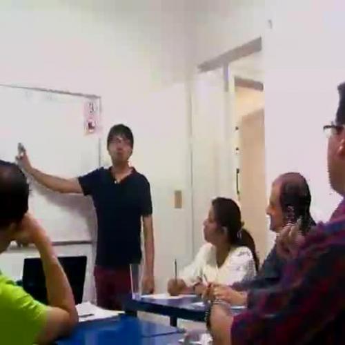 CLASE DE ESPAÑOL LE PARTE 2