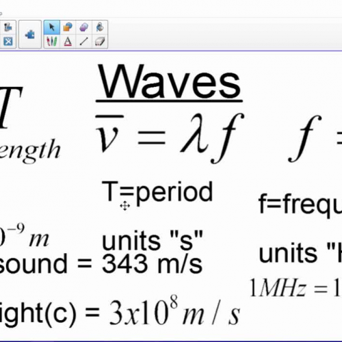 04b Speed of a Wave Examples Video
