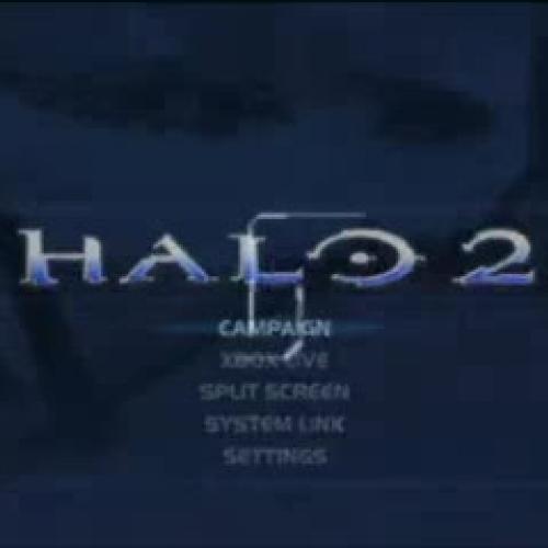 Halo 2 (Xbox) - Cairo Station 0:10:19 - Speedrunner - Cody Miller