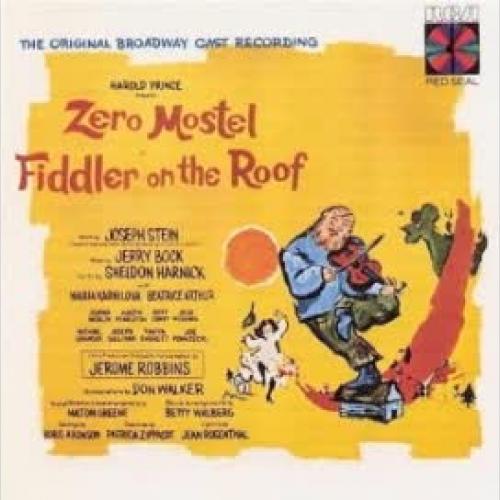 Matchmaker - Fiddler on the Roof