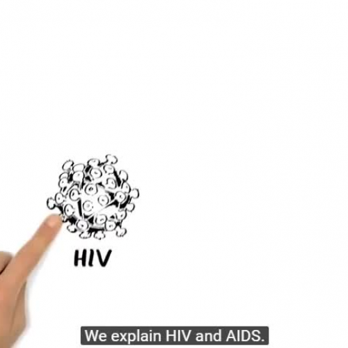 High School HIV transmission and condom video