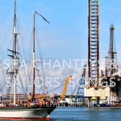 Sea Chanteys and Sailors' Songs v. V