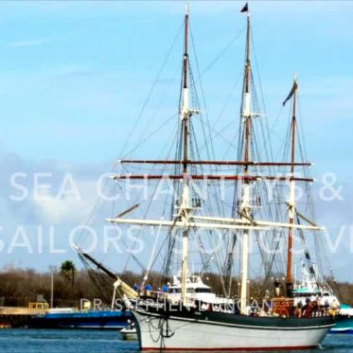 Sea Chanteys and Sailors' Songs v. VII