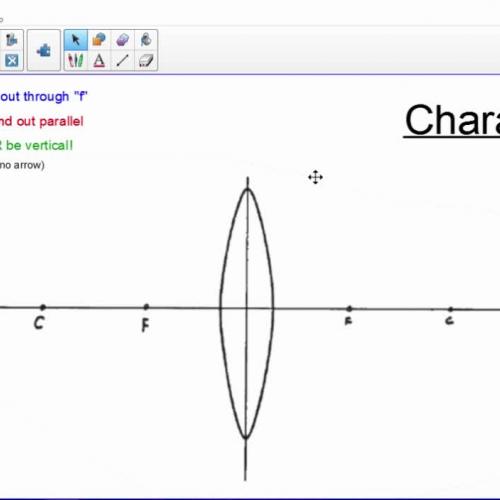 04b Convex Lens Ray Diagrams Examples