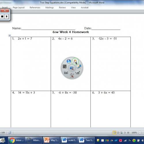 6sw Week 4 Homework