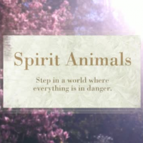 """Spirit Animals"" Series by various authors"
