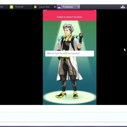 Pokemon Go + Fix Location Crash 100% WORKING Tutorial - BlueStacks