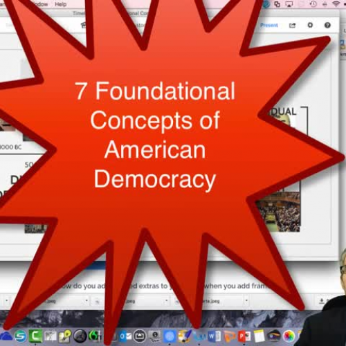 Seven Foundational Concepts of the Roots of American Democracy