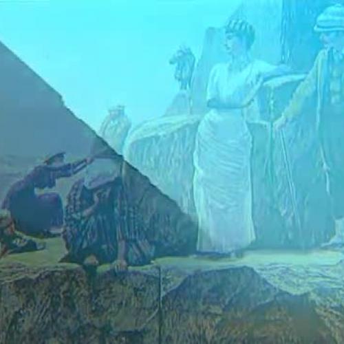 Egypt and Mummies Intro