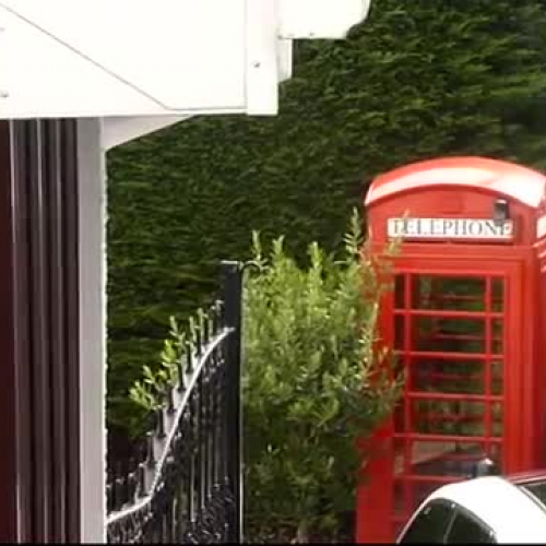 Wales - Telephone Box