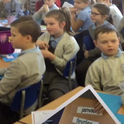 Year 3 French