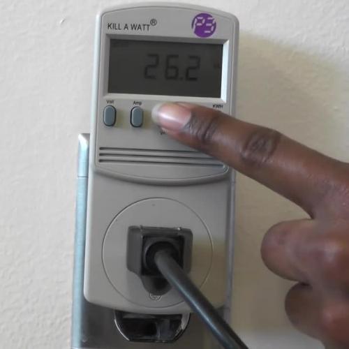 Electricity Usage Meter Tutorial