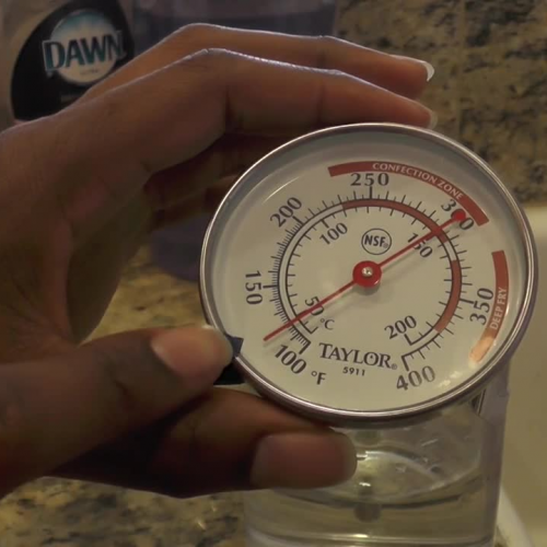 Hot Water Thermometer Tutorial