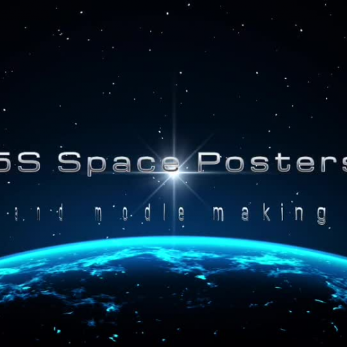 5S Space Posters and Models