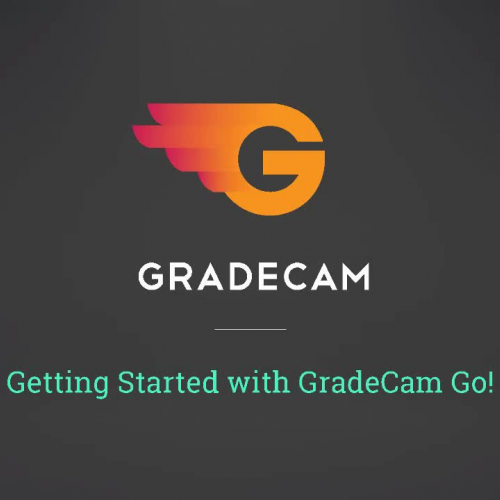 Getting Started with GradeCam Go!