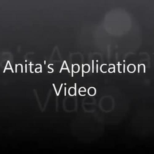 German AuPair Anita
