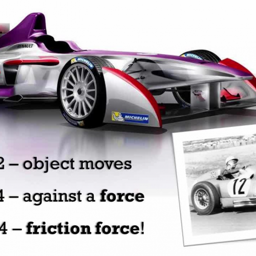 Friction Force Cadence