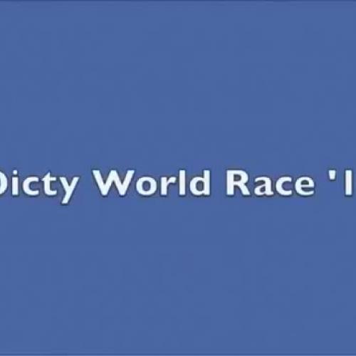 Dicty World Race '14