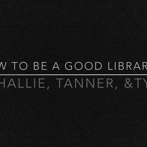 Bad Librarian