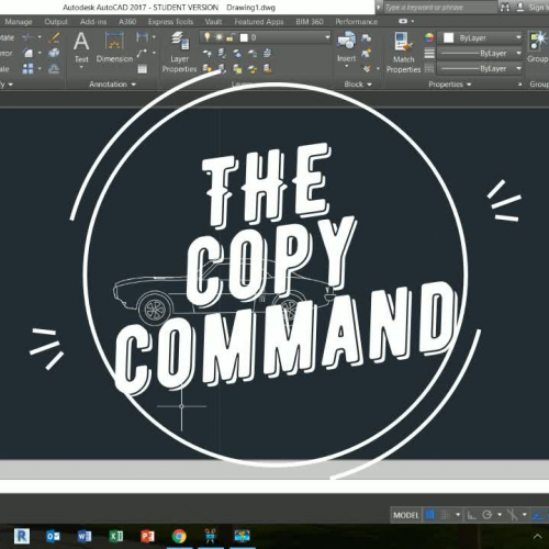The Copy Command