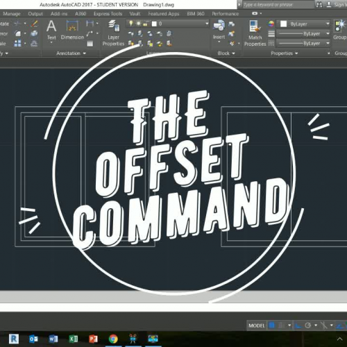 Offset Command