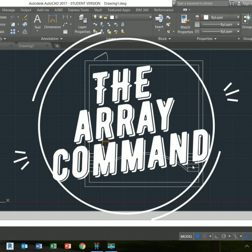 Array Command