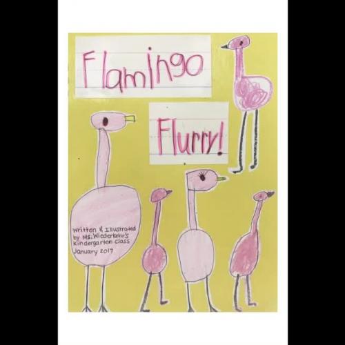 Flamingo Flurry!