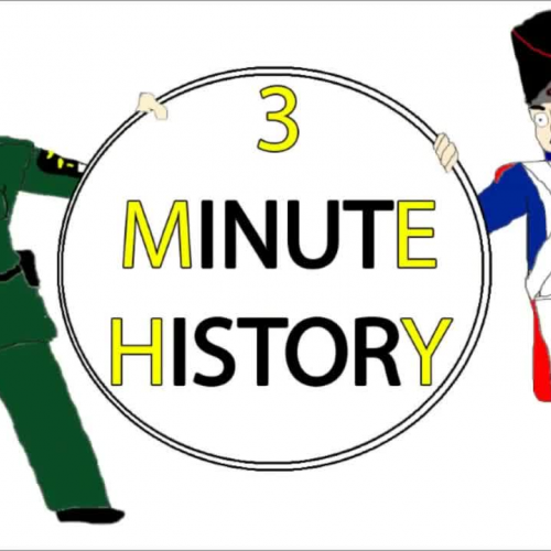 Punic Wars in Three Minutes