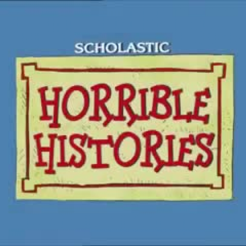 HH Cartoon Measly Middle Ages