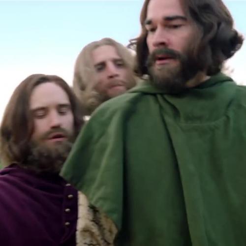 Epic Rap Battle Magna Carta