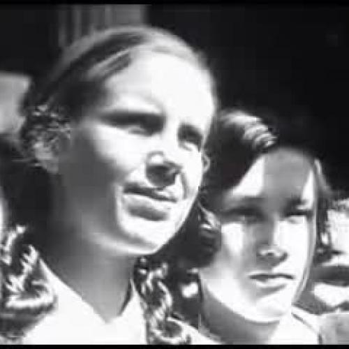 Girls in Nazi Germany
