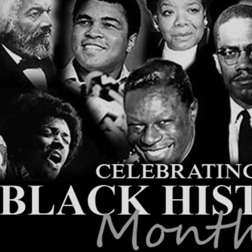 Feb. is Black History Month